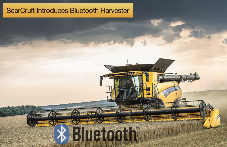 scarcruft introduces bluetooth harvester