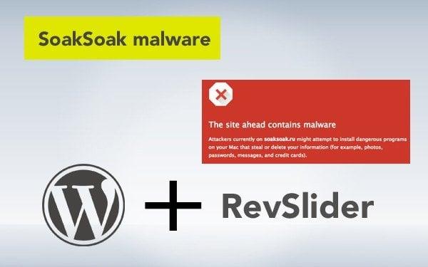 SoakSoak Malware Compromises Over 100,000 WordPress Websites