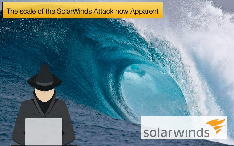 solarwinds attack scale