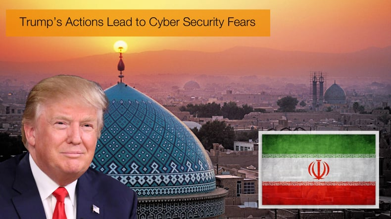 trump actions cyber security fears