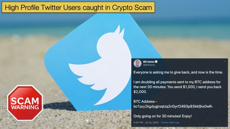 twitter crypto scam