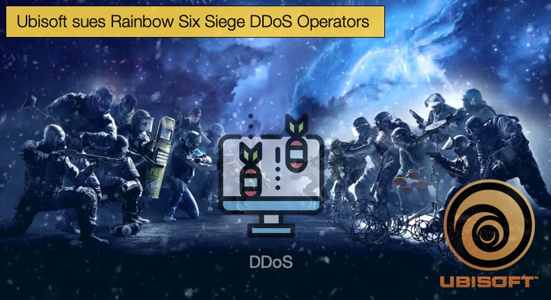 ubisoft sues rainbow six ddos operators