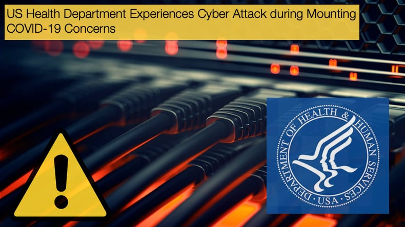 us health department experiences ddos attack