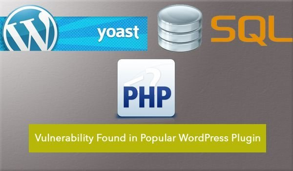 WordPress SEO by Yoast plugin vulnerability
