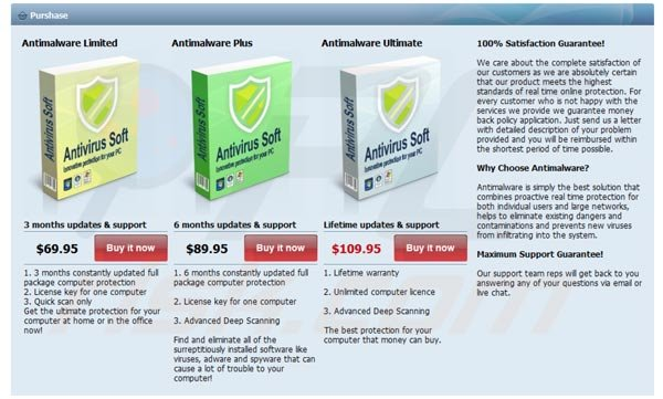 How to remove Antimalware - Proven Antivirus Protection ...