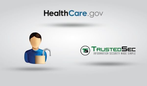 healthcare.gov website vulnerabilities