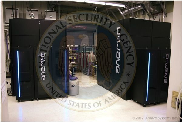 NSA using quantum computers