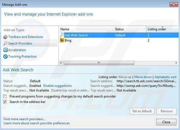 how to remove norton safe search from internet explorer