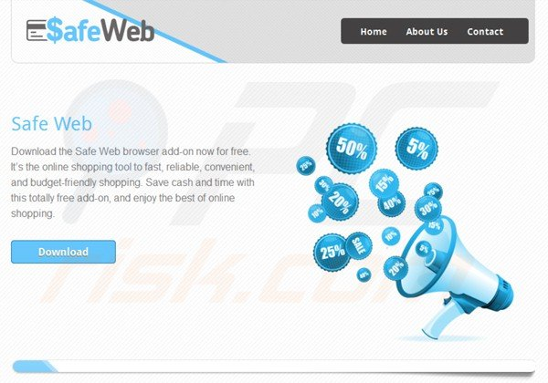 Safeweb app virus