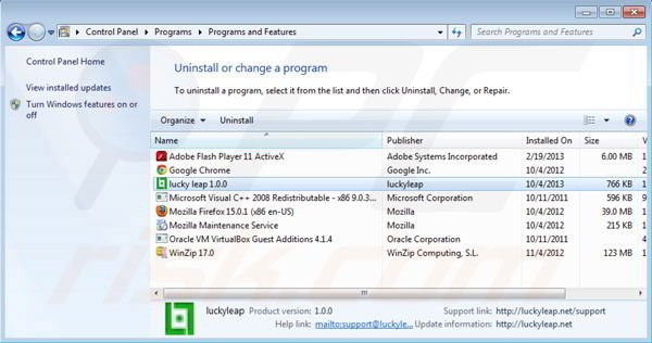 How to uninstall innoApp Virus - virus removal instructions (updated)