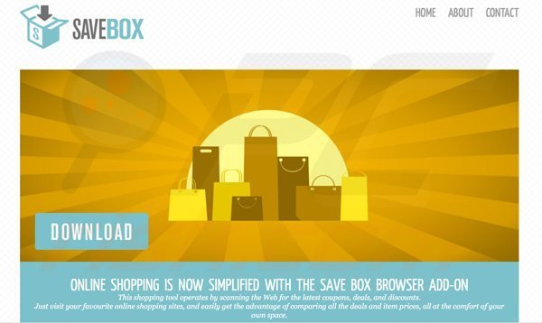 savebox virus