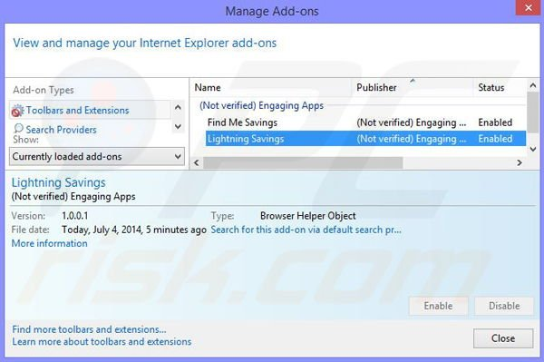 how to avoid ads in internet explorer