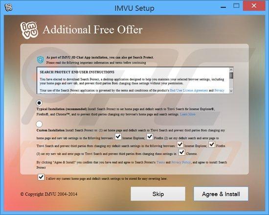 how to get trovi virus