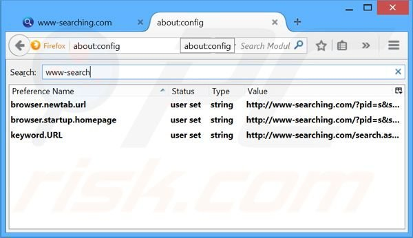 how to get rid of search bar on safari
