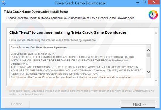 How To Uninstall Ads By Crossbrowse  Virus Removal Instructions