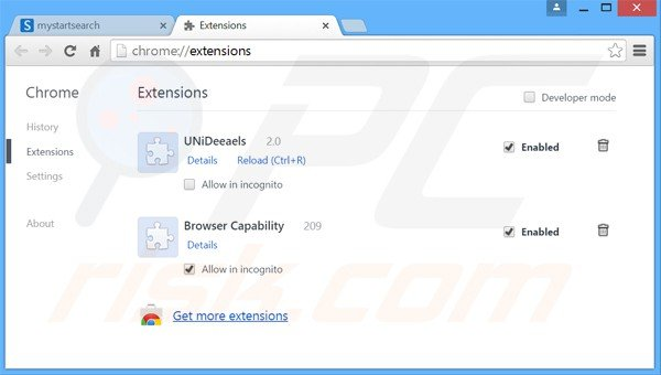 how to stop related searches in google chrome