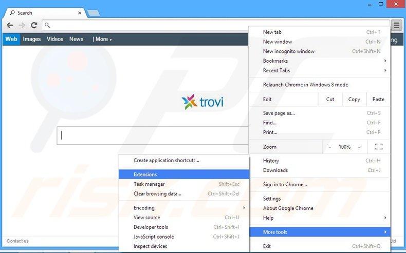 Web proxy not responding google chrome