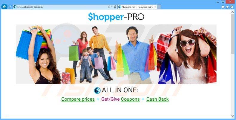 shopper pro adware