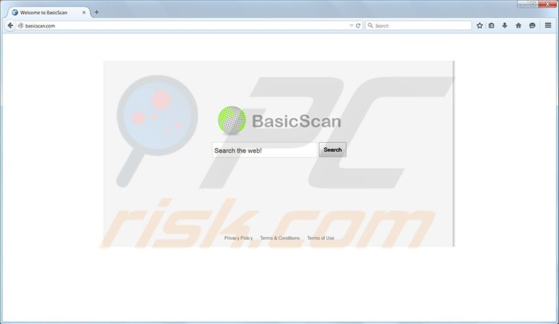 Basicscan.com redirect