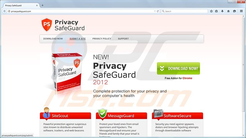 privacy safe guard adware