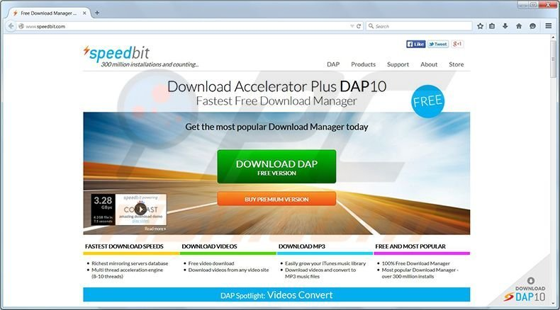 How to get rid of speedbit. Com redirect virus removal guide.