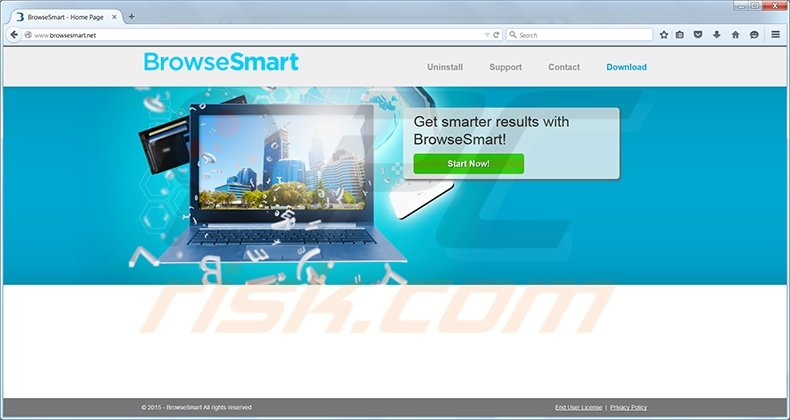 Browsesmart virus