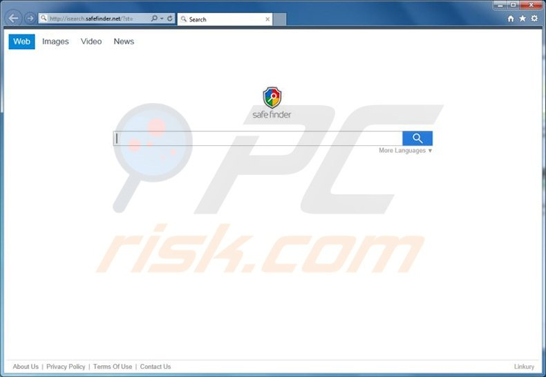 isearch.safefinder.net redirect virus
