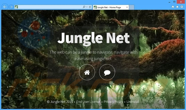 How to uninstall Ads by Jungle Net - Virus removal instructions
