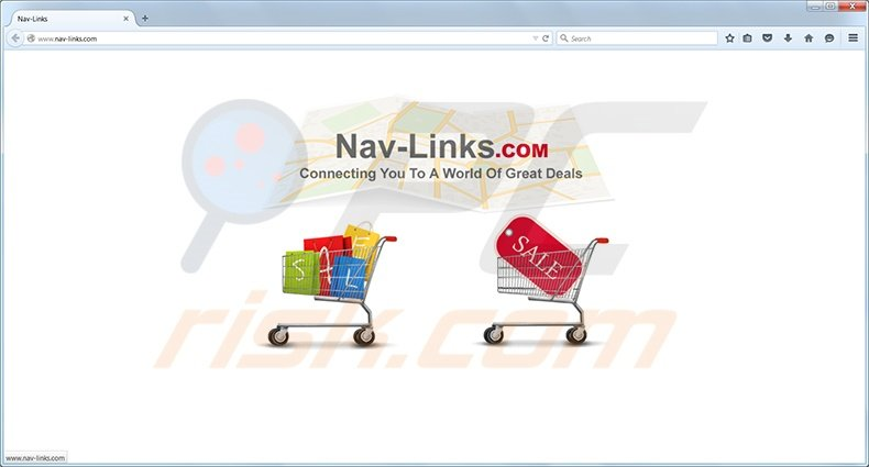 Nav Links virus