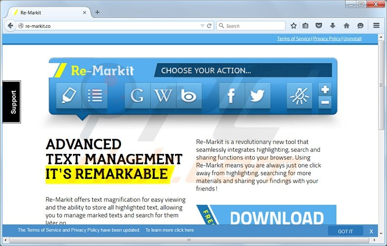 Ads by remarkit