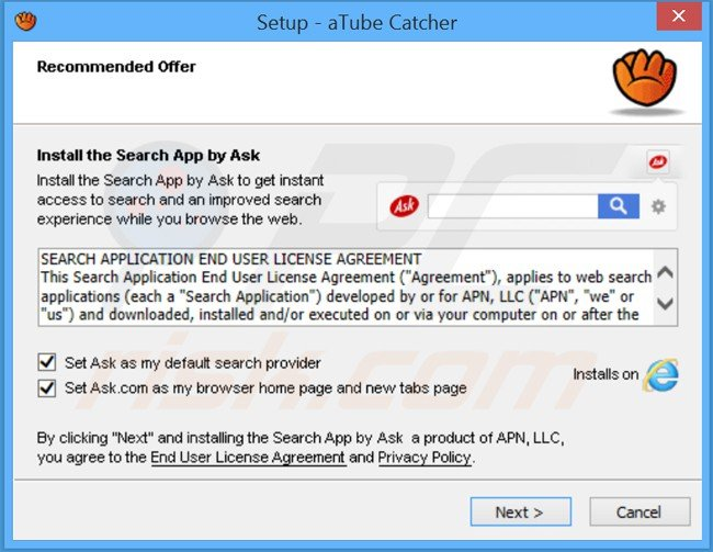 How To Get Rid Of SearchAskCom Toolbar  Virus Removal Guide