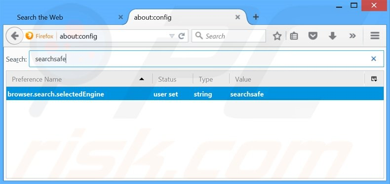 how to change default search engine on firefox address bar