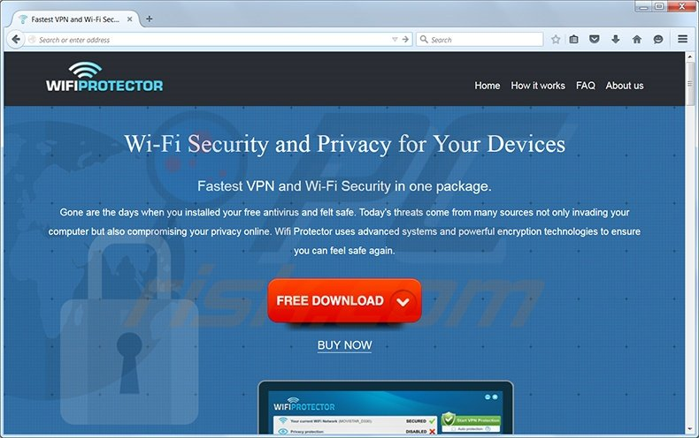 How to uninstall Wifi Protector Ads - virus removal