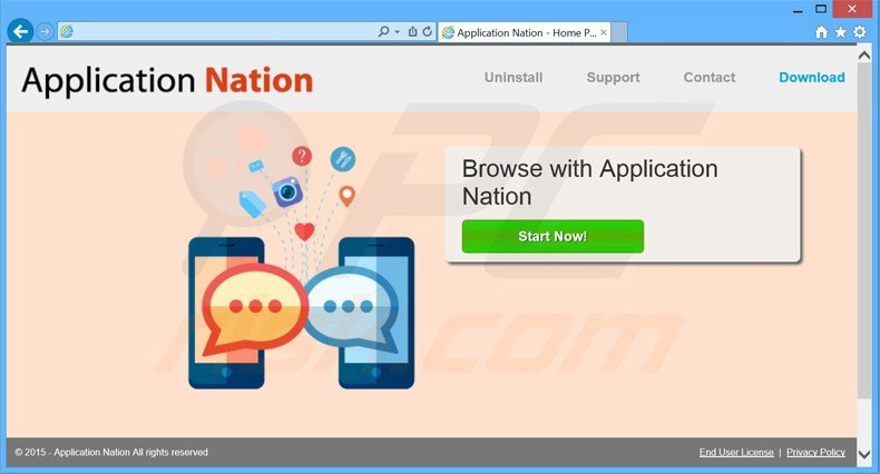 application nation adware