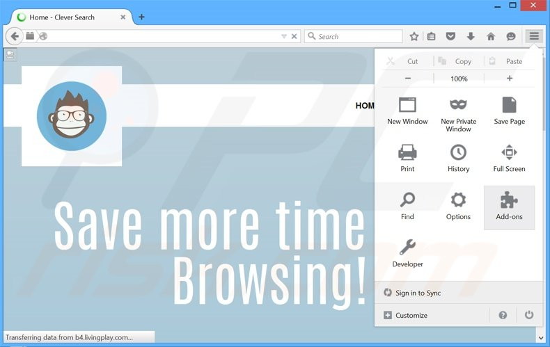 how to remove ads from google search firefox