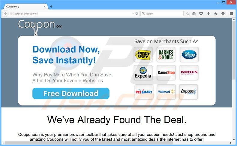 """STEP 2: Remove """"Ads by Coupon Printer"""" virus from Internet Explorer, Firefox and Google Chrome"""