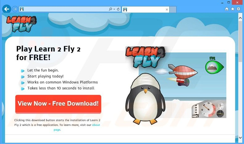 how to uninstall learn 2 fly 2 adware virus removal instructions