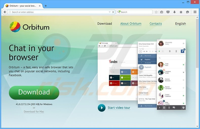 How to uninstall Orbitum - virus removal instructions (updated)