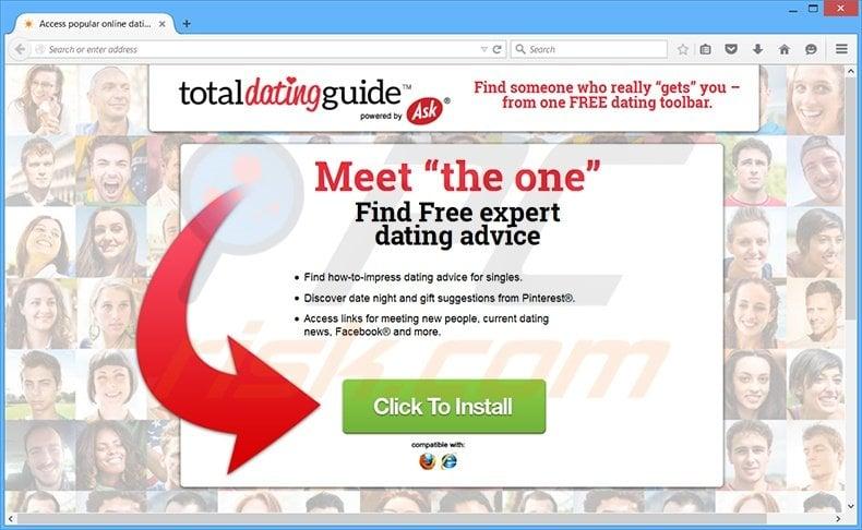 Dating verktygsfält