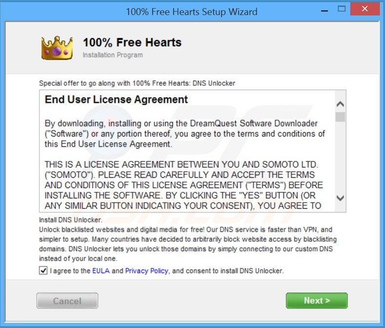 How To Uninstall Dns Unlocker Adware  Virus Removal Instructions