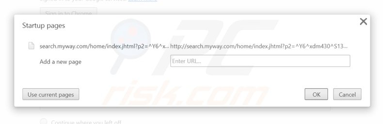 how to remove search myway from mac