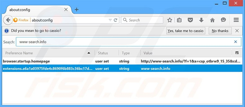 how to get rid of avg search engine