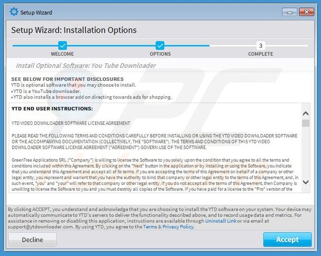 How to uninstall YTDownloader Adware - virus removal ...