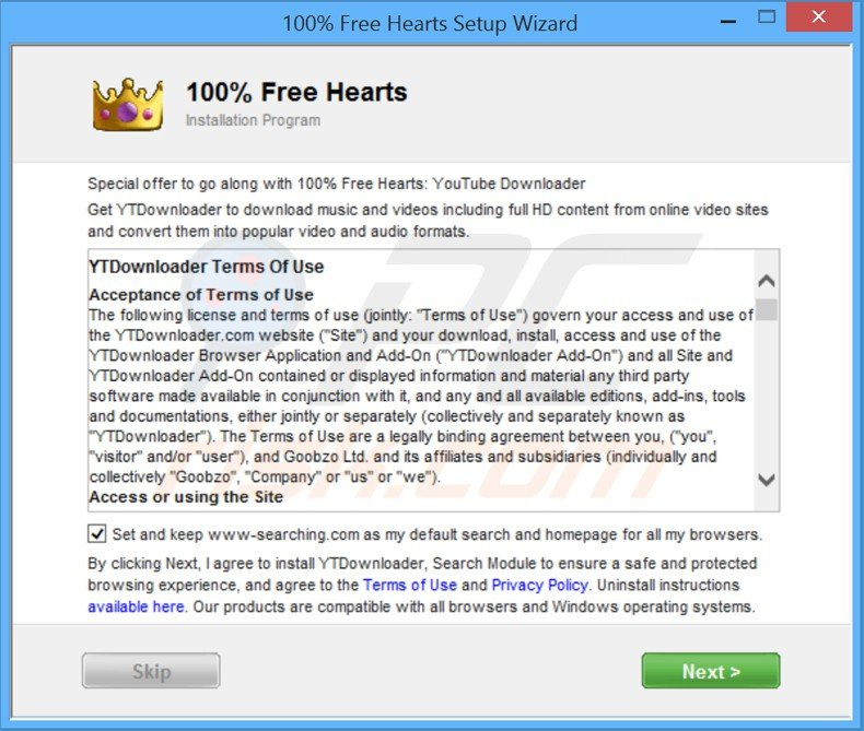 YTDownloader Adware - TechnoEXPRESS