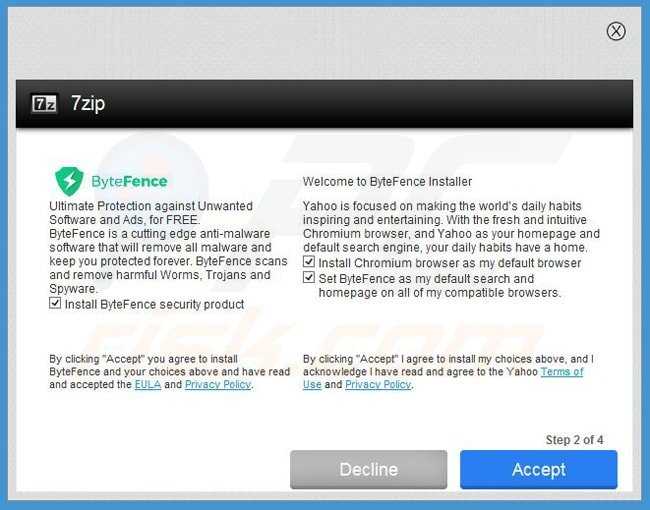 How to get rid of ByteFence Redirect - virus removal guide
