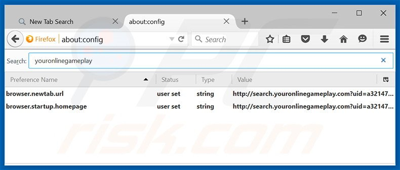 how to remove inme search engine from firefox