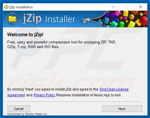 How to uninstall jZip Unwanted Application - virus removal