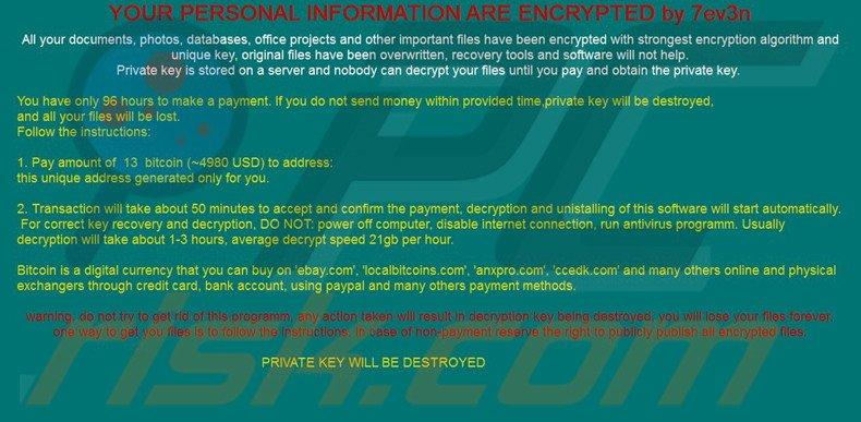 7ev3n decrypt instructions