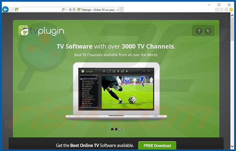 How to uninstall Tv-Plug-In Adware - virus removal instructions