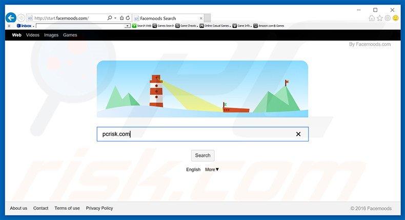 facemoods games toolbar